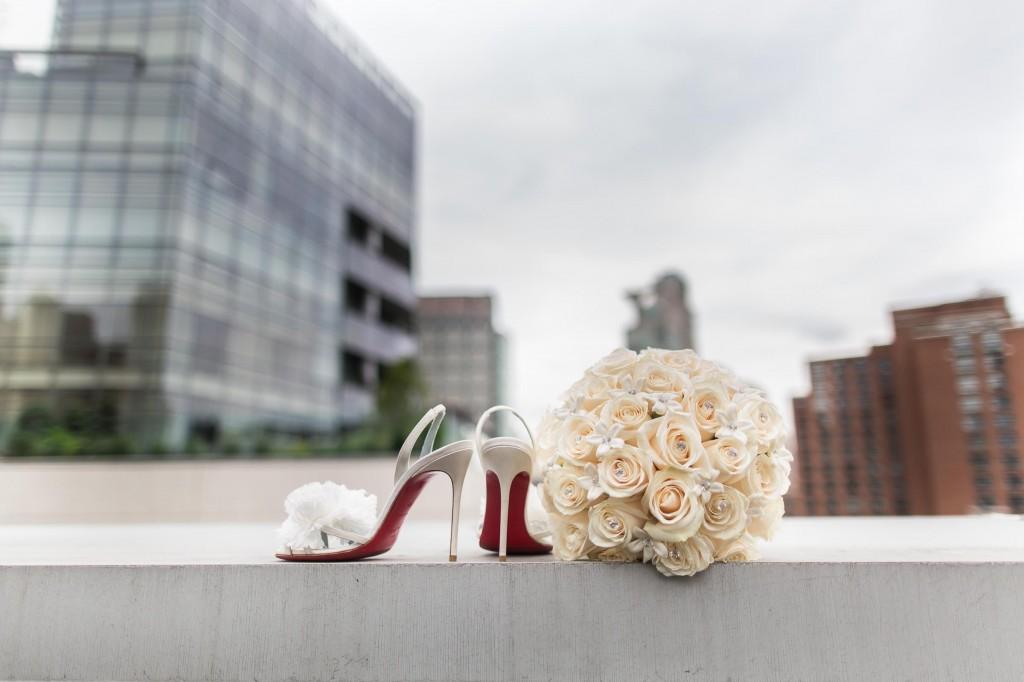 Christina Dan 001 1024x682 Tribeca Rooftop   Christina & Dan