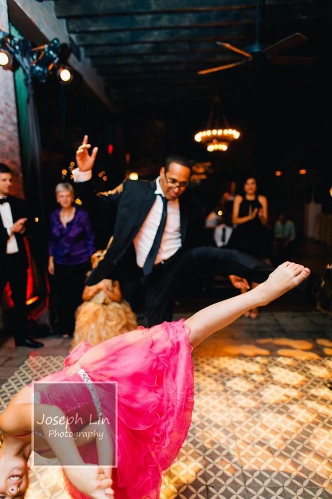 Francesca Giuseppe0726 682x1024 Bowery Hotel   Francesca & Giuseppe (Joe)